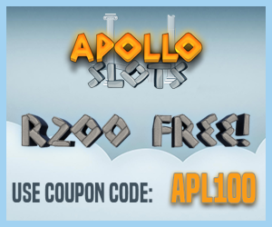 New South African RTG Casino - Apollo Slots